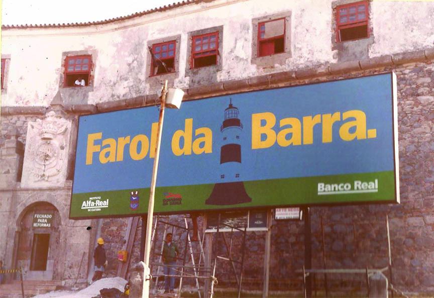 Farol da Barra - Bahía - 1994
