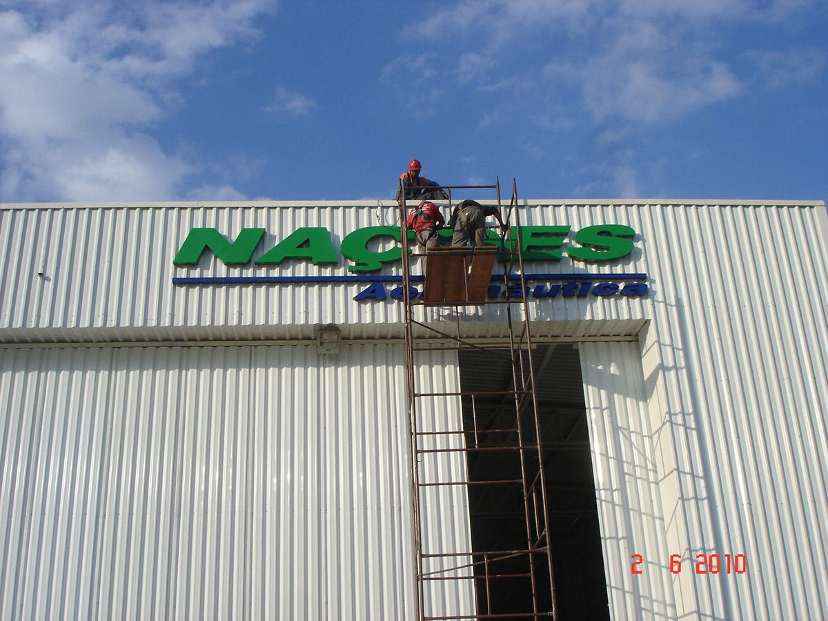 Hangar Nações - Jundiaí - 2010